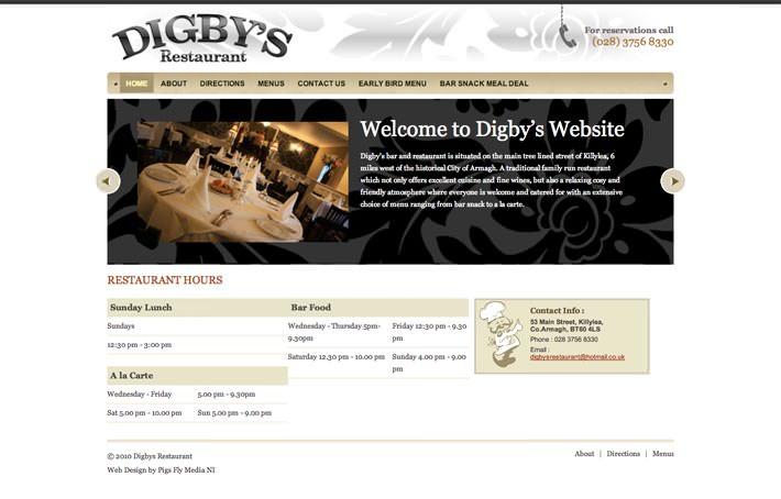 Digby's Restaurant